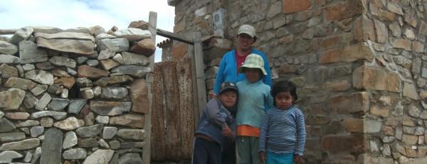 (Español) Posible Familia Anfitriona en San Luís de Palqui